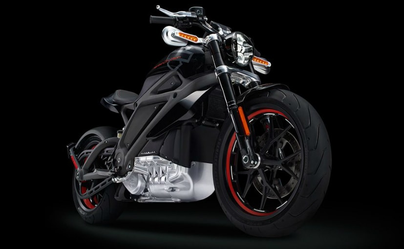 Harley Davidson S Electric Bike Will Be Launched In 18 Months Ndtv