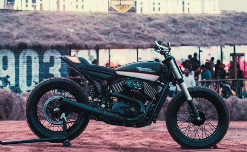 Harley Davidson: Harley-Davidson Announces Battle Of The Kings Custom