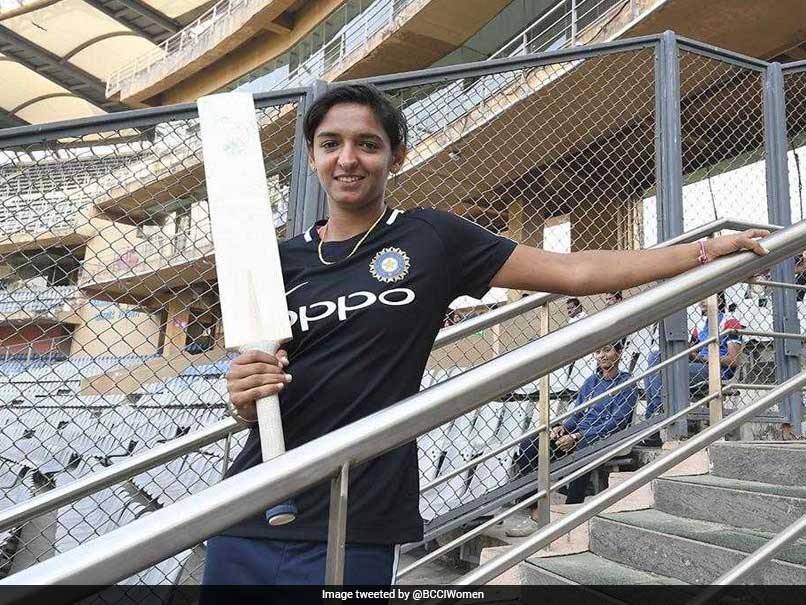 Harmanpreet Kaur To Lead India Women in T20 Series In South Africa