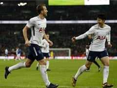 Premier League: Record-Breaker Harry Kane at The Double as Spurs Down Everton