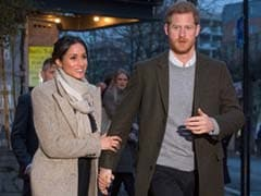 Prince Harry And Meghan Markle Feel The Love In Brixton