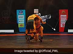 Pro Wrestling League: Haryana Beat Mumbai To Seal Semis Spot