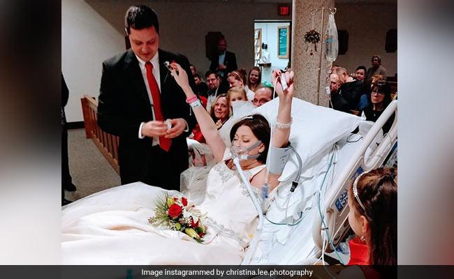 बड़ी इमोशनल है इन दोनों की प्रेम कहानी, मौत के 18 घंटे पहले रचाई शादी