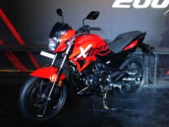 Hero Xtreme 200R Price, Mileage, Review - Hero Bikes