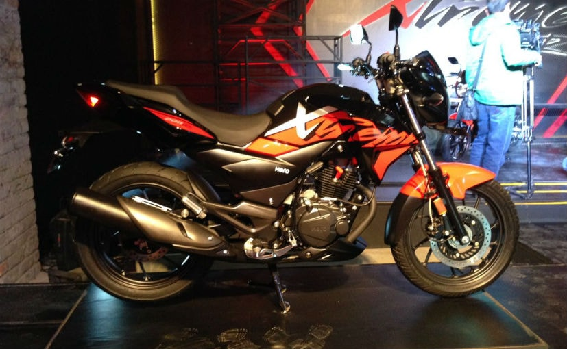 Hero Xtreme 200R Unveiled - An Extreme Revival