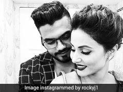 After <i>Bigg Boss 11</i>, Hina Khan Plans A Trip With Boyfriend Rocky Jaiswal