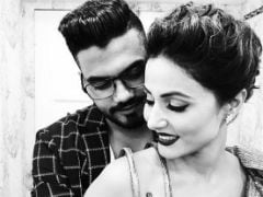 <i>Bigg Boss 11</i>: Hina Khan Is 'Glad' Her Romance With Boyfriend Rocky Is Now Public