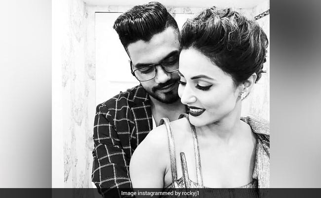 After Bigg Boss 11, Hina Khan Plans A Trip With Boyfriend Rocky Jaiswal