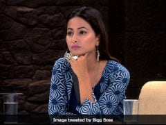 <i>Bigg Boss 11</i>: Did Hina Khan Ask For Live Voting At The Finale?