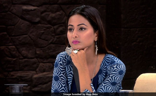 Bigg Boss 11: Did Hina Khan Ask For Live Voting At The Finale?