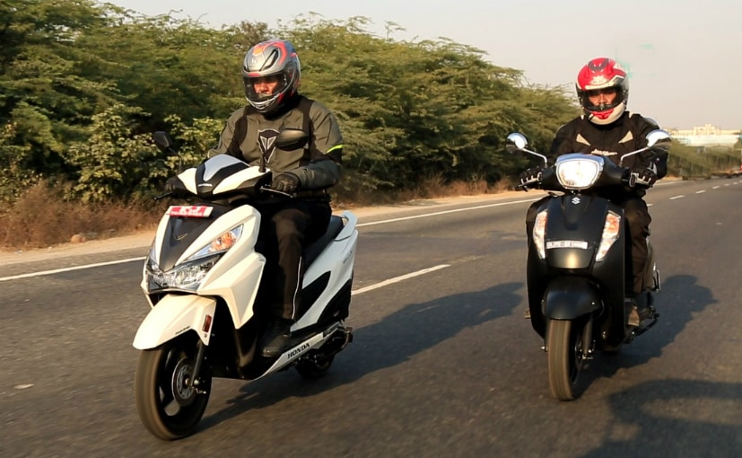 Honda Grazia Vs Suzuki Access 125: Comparison Review