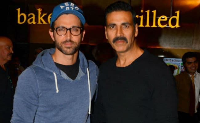 On Hrithik Roshan's Birthday, A Special Gift From Akshay Kumar's Mom