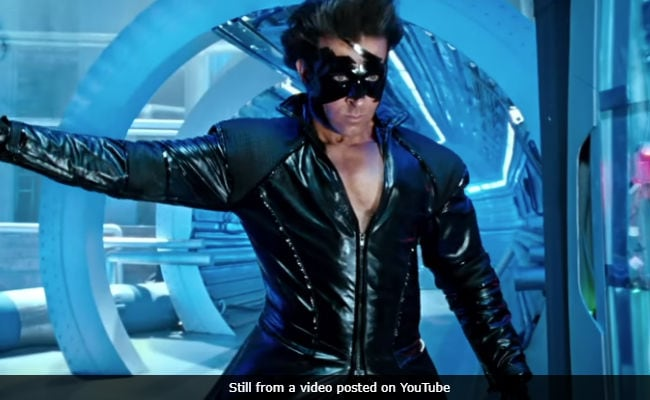 On Hrithik Roshan's Birthday, A Krrish 4 Announcement For Fans