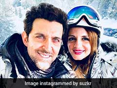 Hrithik Roshan And Sussanne Khan Give Us Couple Goals Without Being A Couple