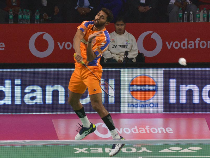 Premier Badminton League: HS Prannoy Sends Kidambi Srikanth Packing; Tai Tzu Beats Saina Nehwal