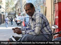 Mumbai Man's 'Tale Of One Good Deed' Featured On Humans Of New York