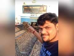Wait, Said Hyderabad Man, Aiming For 'Perfect' Selfie. Hit By Train