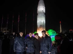N. Korea's Chilling New Weapon: Ballistic Missile (ICBM) Made Of Ice