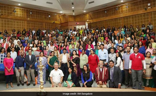 IIM Bangalore ties up with Goldman Sachs to launch 'Women Start-up Programme'