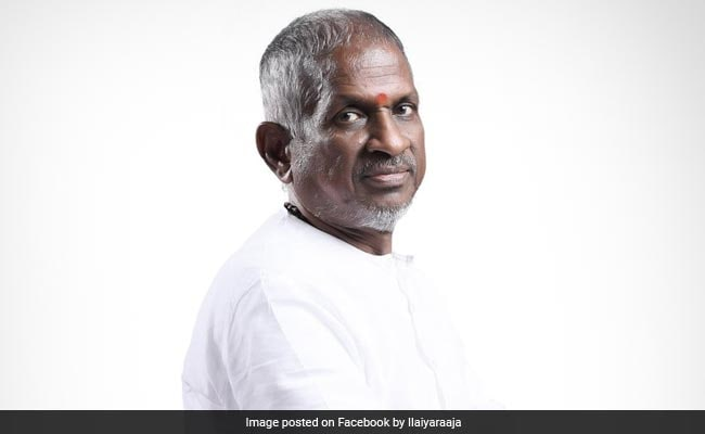 Ilaiyaraja's reaction to Padma Vibushan award