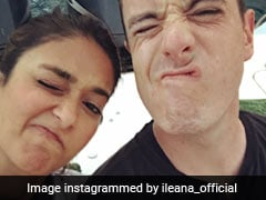 Different Moods Of Ileana D'Cruz With Boyfriend Andrew Kneebone. Pick Your Favourite