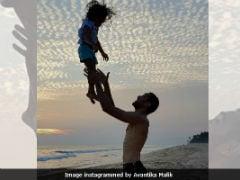 Imran Khan And Daughter Imara Welcome 2018 With 'Joy And Abandon.' See Pic