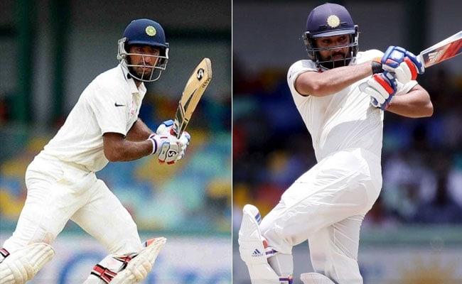 Ind vs SA : टीम इंडिया के 3 विकेट पर 28 रन, निगाहें आज रोहित शर्मा और चेतेश्वर पुजारा पर