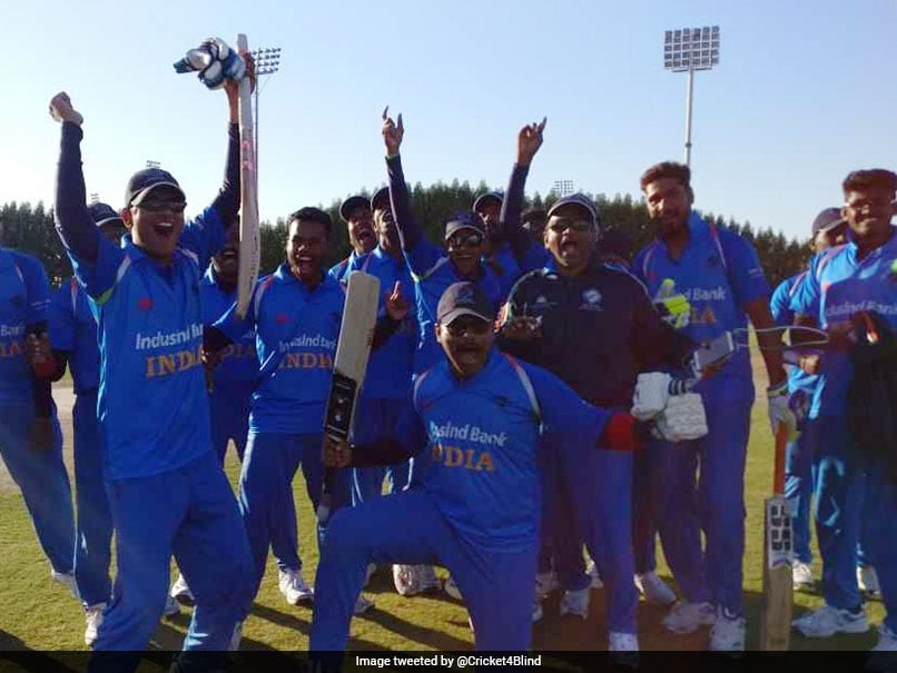 India beat rivals Pakistan at Blind Cricket World Cup