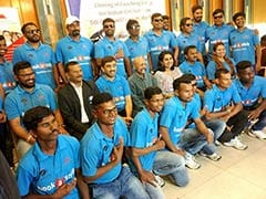Indian Blind Cricket Team To Play In Dubai If Not Permitted To Visit Pakistan