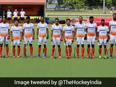 India Lose To Belgium After Shootout In Four-Nations Tournament