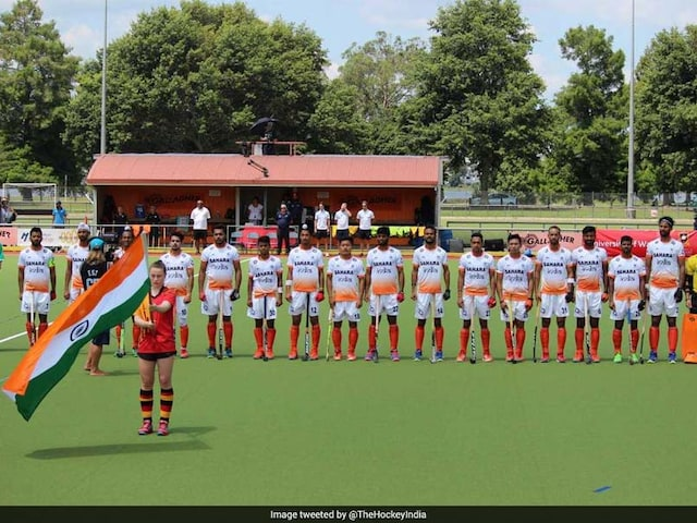 Four-Nations Invitational Tournament: India Suffer Heartbreaking Loss To Belgium After Shootout