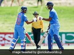 ICC Under-19 World Cup: India Seek Third Straight Win vs Zimbabwe