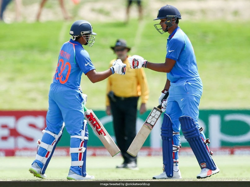 ICC Under-19 World Cup: India Seek Third Straight Win vs Zimbabwe