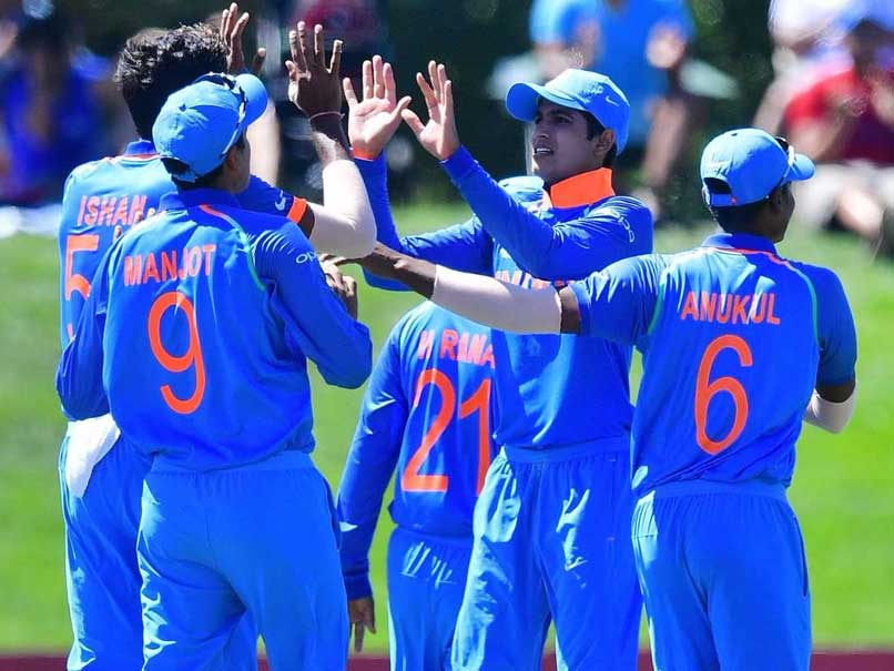 ICC Under-19 World Cup : Sourav Ganguly Confident Of India Winning The Trophy
