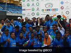 Blind Cricket World Cup: Sachin Tendulkar Salutes Team India For Winning Title