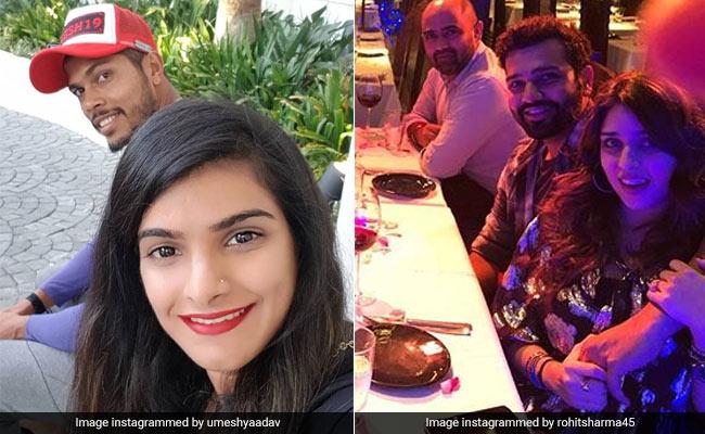PHOTOS: टीम इंडिया के खिलाड़ियों ने साउथ अफ्रीका में इस तरह पत्नी के साथ मनाया न्यू ईयर