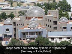 Rocket Lands Inside Indian Embassy In Kabul, All Staff Safe: Government