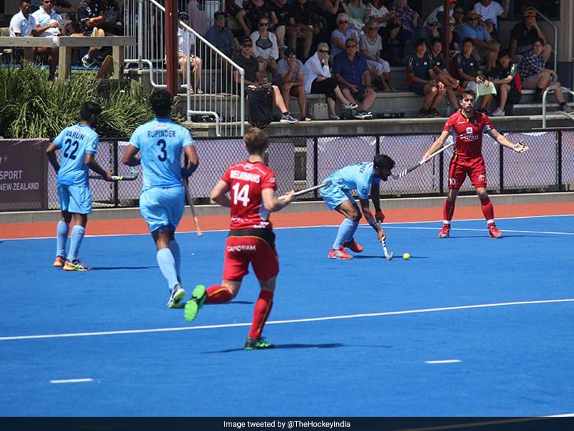 Four Nations Invitational Tournament: India Lose 1-2 To Belgium In Final Encounter