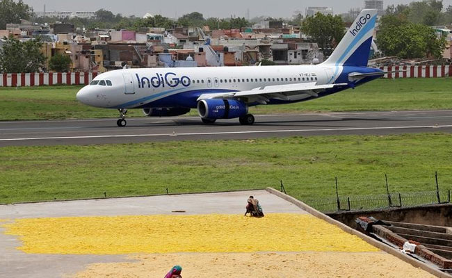 IndiGo Announces 3-Day 'Holi Sale', Offers Flight Tickets From 899 Rupees