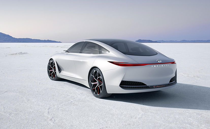 Infiniti To Go All-Electric From 2021