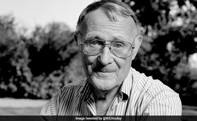 Image result for Ingvar Kamprad