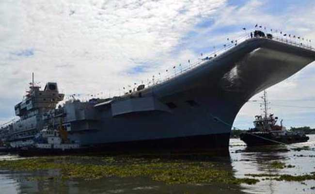 India's Indigenous Aircraft Carrier, INS Vikrant, To Be Delivered By 2021: Navy Chief
