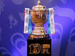 Indian Premier League 2018 To Begin From April 7 In Mumbai
