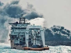 Iranian Tanker Disaster Probe Ends In Split Verdict: State Media