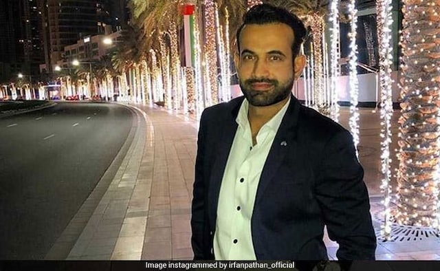 Former Indian pacer Irfan Pathan along with other state player, too, were asked to leave J&K from immediate effect
