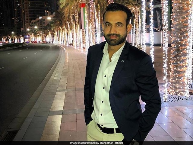 Thats how Irfan Pathan made the life normal of Jammu-Kashmir players