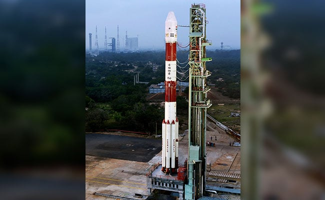 ISRO 100th Satellite Launch Live Updates: ISRO Successfully Lifts Off PSLV-C40 From Sriharikota