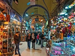 Grand Bazaar in Istanbul is a Must Go for Every Foodie