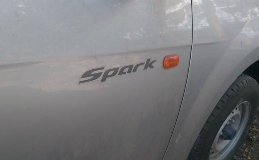 isuzu d max spark