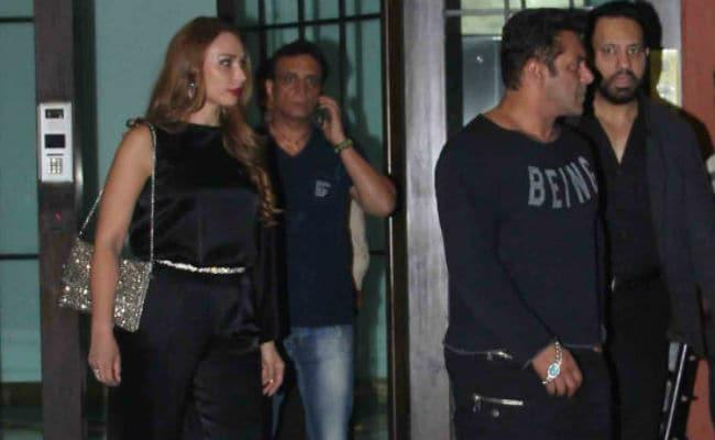 Iulia Vantur On Rumours Of Dating Salman Khan: 'He's A Good Friend, Respect Him A Lot'
